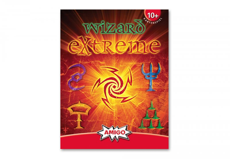 Amigo Wizard Extreme 3 - 5 Spieler, ab 10 Jahren